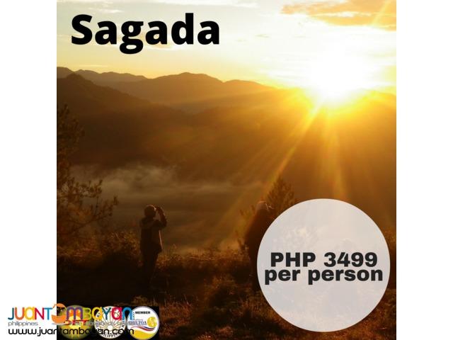 3D2N Sagada Tour Package