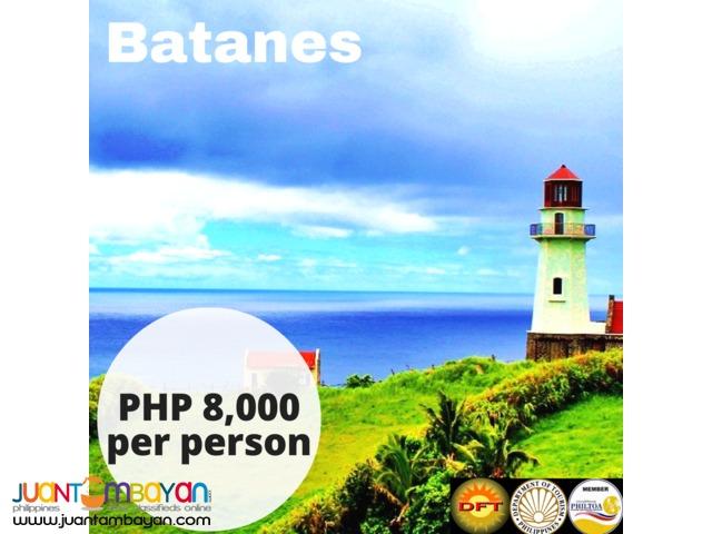3D2N Batanes Tour Package