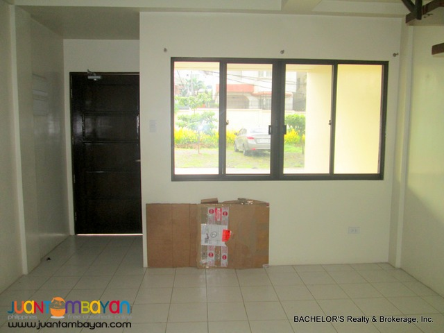 TownHouse 2-storey for rent at P17,640k monthly in Cebu