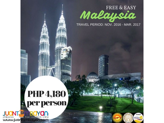 3D2N Malaysia Tour Package