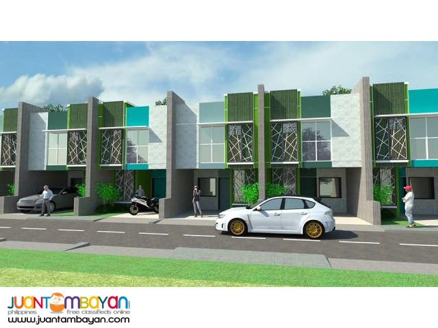 Townhouse for sale at Ponte verde Marikina city