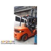 Lonking Diesel Forklift 3.5 tons for sale