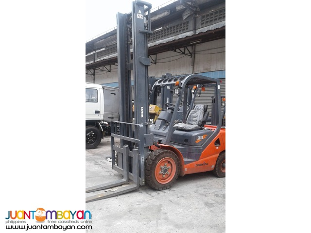 LG30DT Diesel Forklift Engine Xinchai or Isuzu engine