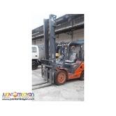 LG30DT Diesel Forklift Engine Xinchai or Isuzu engine for sale