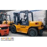 LG50DT Diesel Forklift Engine (Chaochai Engine) 5 tons
