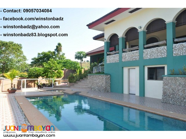 Elegant House and Lot with Pool for Sale in Sibulan, Negros Oriental