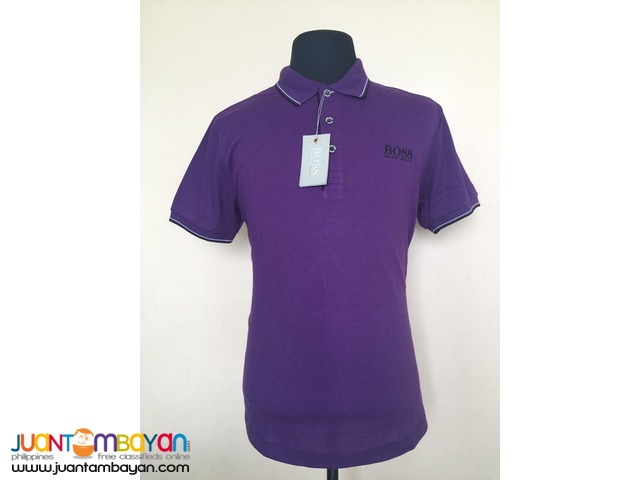 HUGO BOSS SPORTS MEN - MENS POLO SHIRT