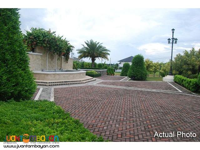 RFO house for sale at southforbes golf city near Nuvali