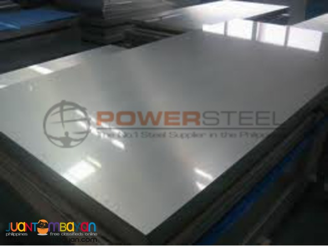 Supplier of Aluminum Plate in Davao