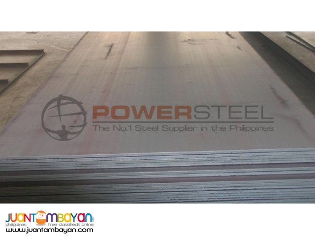 Supplier of Abrasion Resistant Plate in Davao