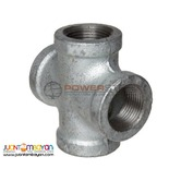 Supplier of Pipe Cross Tee in Davao