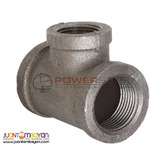Supplier of Pipe Tee in Davao