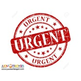 Urgent part time or extra income with in Cavite and Alabang !