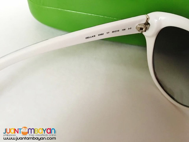 KATE SPADE Sunglasses MARGERITA Floral White Frame