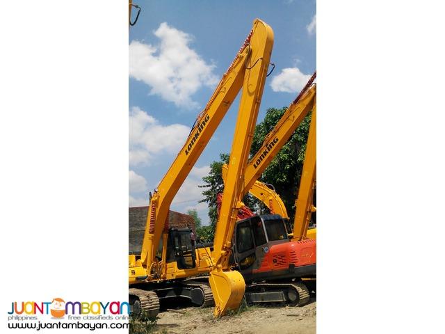 CDM6235 Hydraulic Excavator (Orig.Cummins-6BTA) (0.4m3 Capacity)