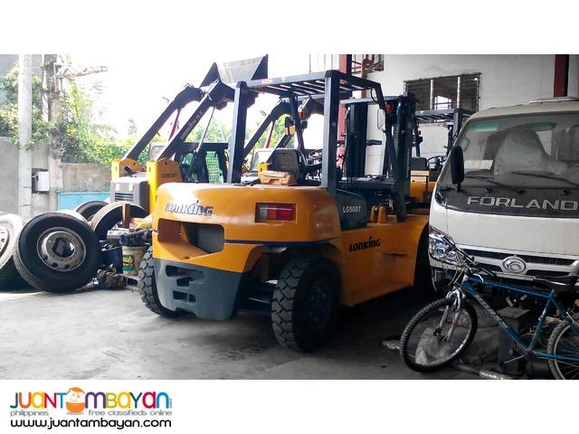 LG50DT Diesel Forklift Engine (Chaochai & ISUZU 6BG1 Engine)