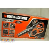 Black & Decker Car Vacuum Cleaner
