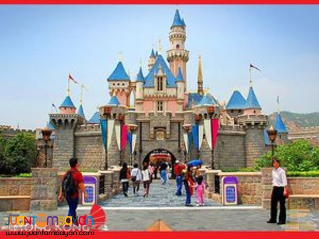 HongKong Tour Package, Macau Tour Package, Hong Kong Disneyland