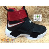Nike LeBron Soldier 10 - KIDS Basketball Shoes