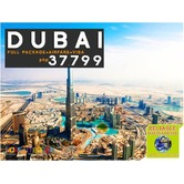 5D4N Dubai Full Package + Airfare