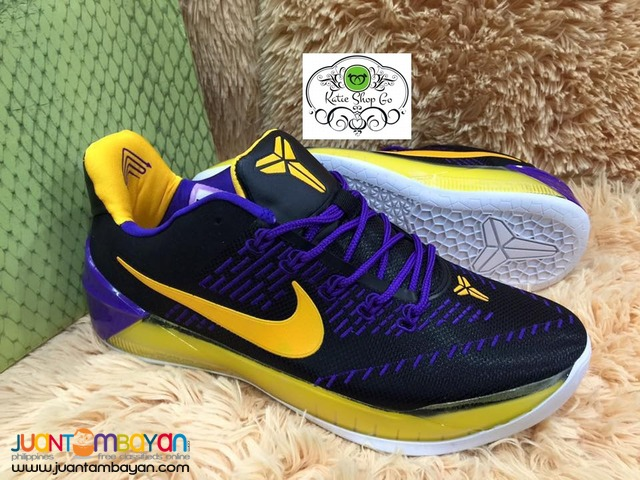 various colors e3867 23ff4 NIKE Kobe A.D EP Low MENS RUBBER SHOES