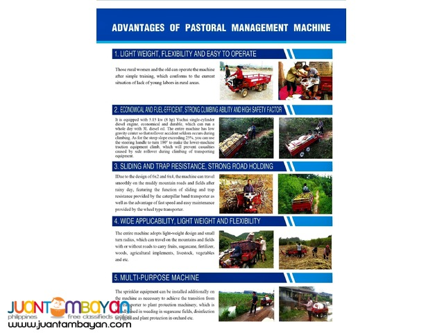 Pastoral Management Machine