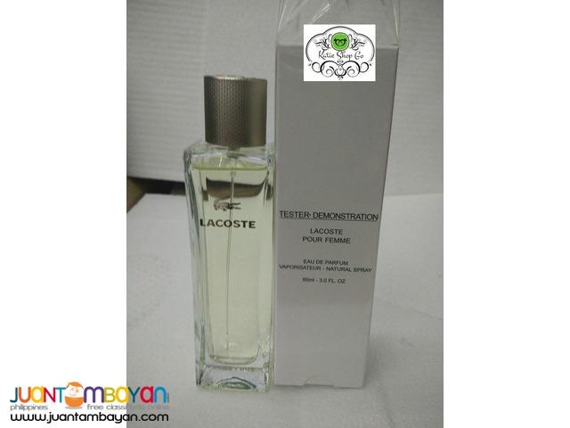 ca75e35d9d Authentic Perfume - Lacoste Pour Femme - LACOSTE PERFUME | Taytay ...