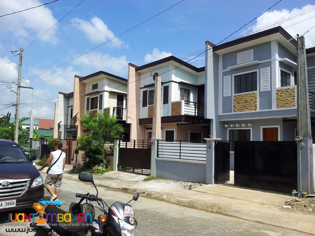 House & Lot in Ampid SanMateo 3BR Placid Homes Pag-ibig