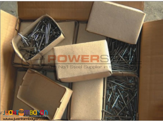 Supplier of Common Nails in Davao