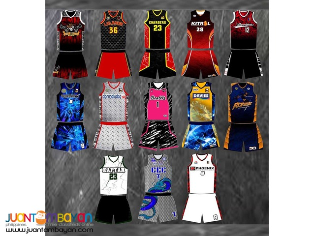 62b7178857e Basketball Jersey / Sublimation Printing | Cebu | Jonathan Luzon Ramirez