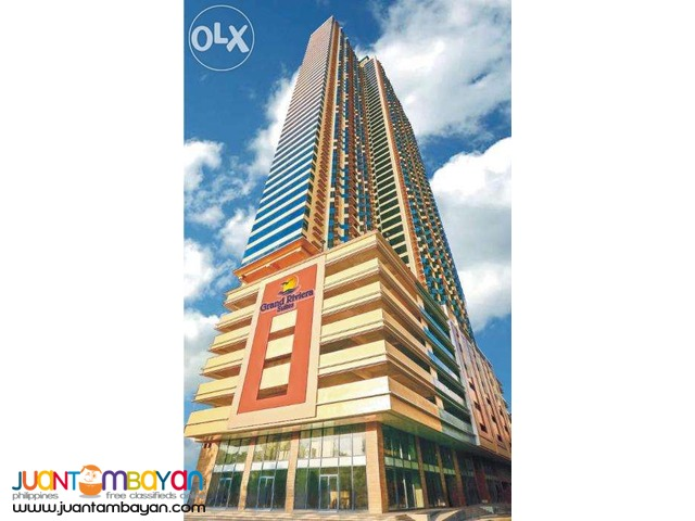 Brand new 2 br condo for sale in Roxas Blvd Manila