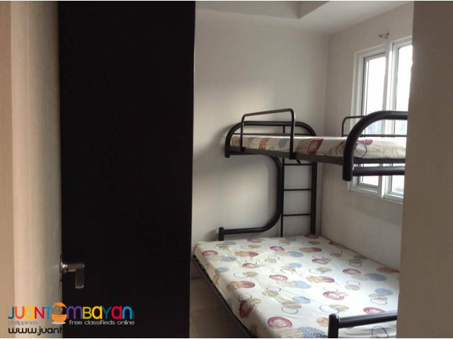 for rent Cheap 2 br furnished The Grass Residences beside SM North