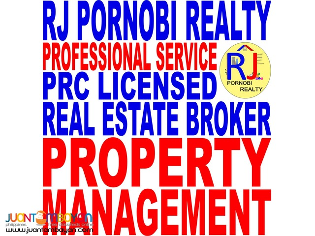 Real Estate Property Management PRC Licensed Practitioner