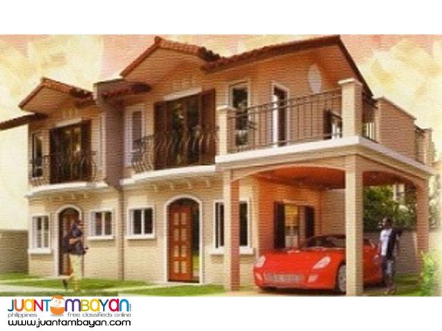 House and lot near Tagaytay City