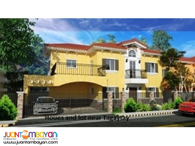 House and lot in Silang Cavite near Tagaytay