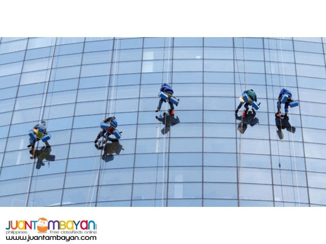 Professional Glass and Window Cleaning Services