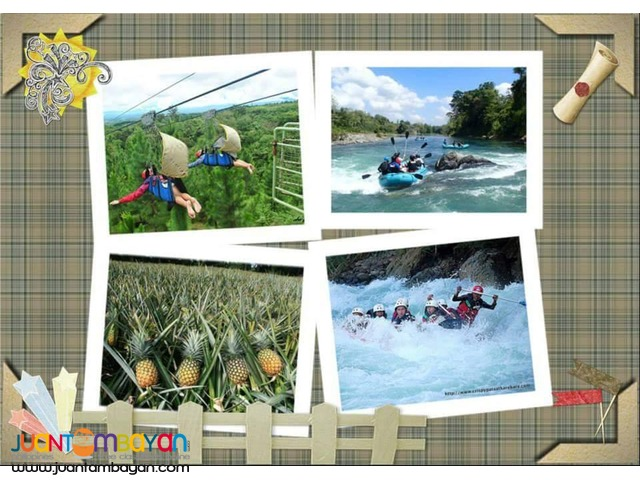 Camiguin Bukidnon CDO package tour