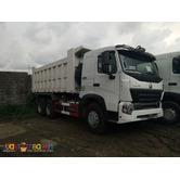 Howo-A7 Dump Truck 20 cubic 10 Wheeler 2016 Model Brand New !
