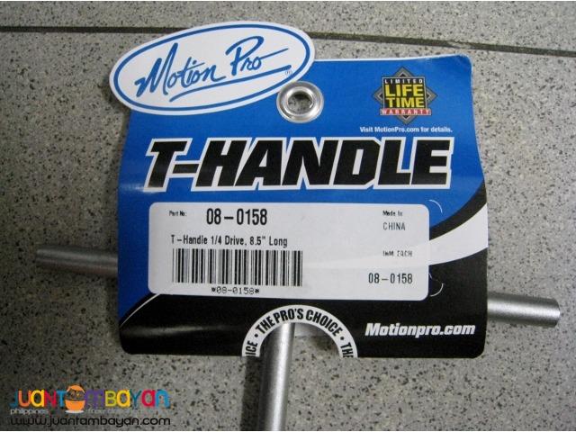 """Motion Pro Drive T-Handle 1//4/"""" x 8.5/"""" Long 08-0158"""