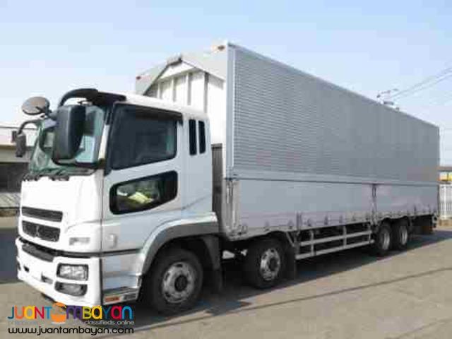 10wheeler wing van for rent -09127397532-09276308203