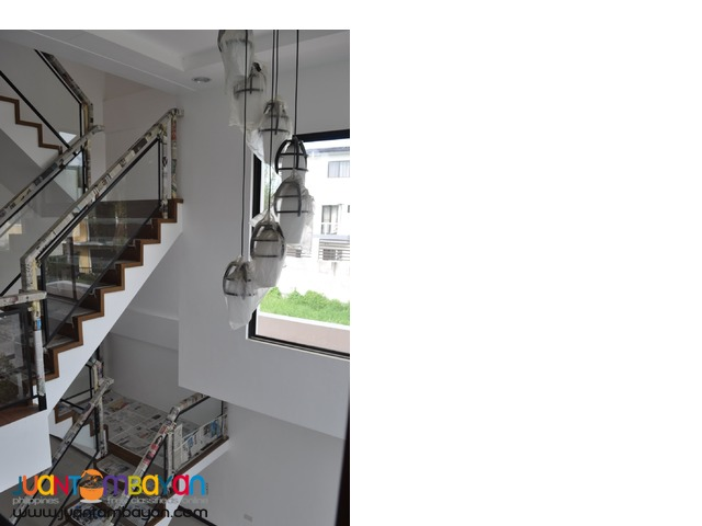 modern 3 level house and lot greenwoods pasig 10.5MILLION