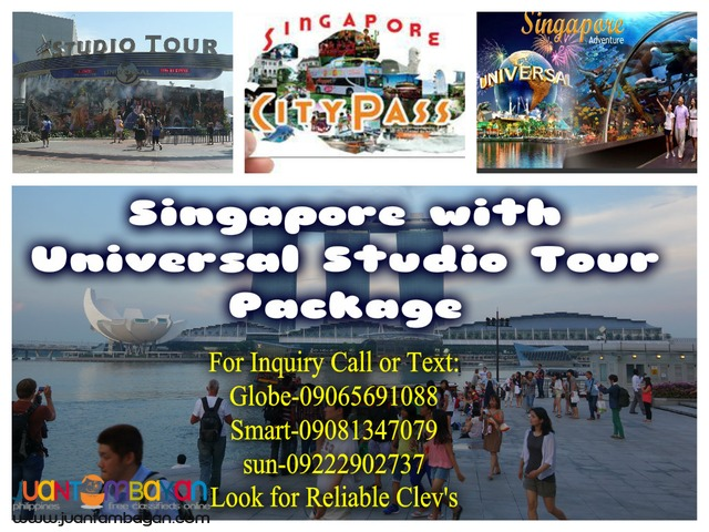Singapore Promo Tour Package + Airfare