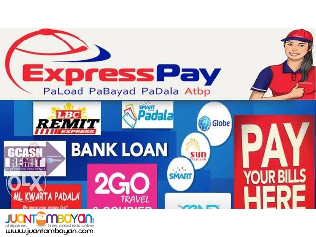 Expresspay Franchise For Sale 2 Years Contract Manila