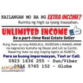 Bagong Taon, Bagong Extra Income!