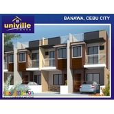 2 Storey Townhouse with Roof deck Banawa Cebu City