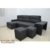 Sectional Gray Sofa set