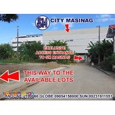 Vermont Park Lot for Sale beside SM Masinag, installment