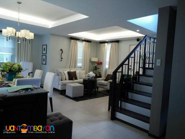 Ready for occupancy furnished 4br emerald house riverdale cebu city