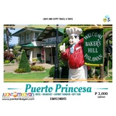 3D2N PUERTO PRINCESA with City Tour