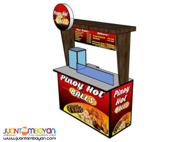 Pinoy Hot Balls Franchise Php 99,000 Only